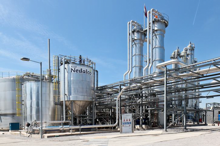 New Alcohol Production Plant