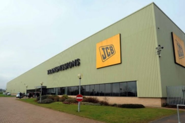 Fire Protection Systems at JCB Sites in Wrexham